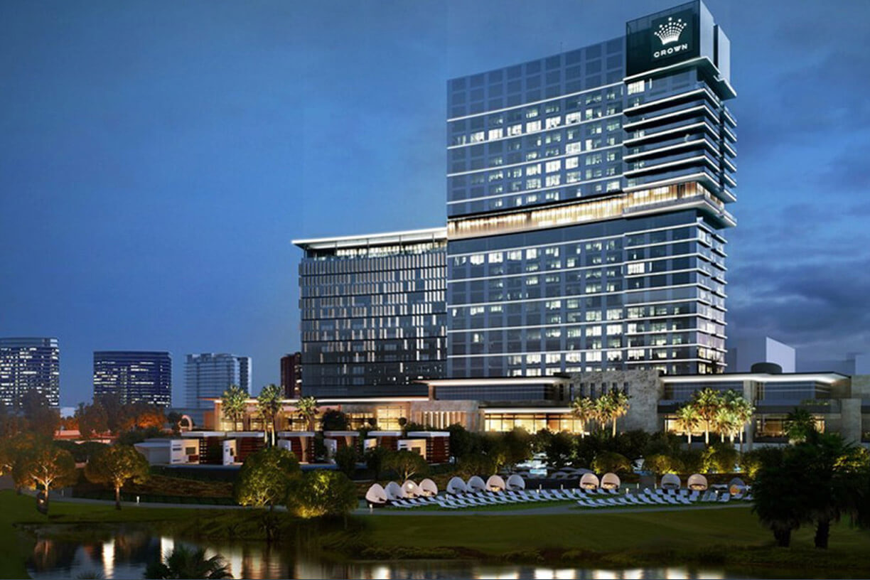 Crown Towers Reservations